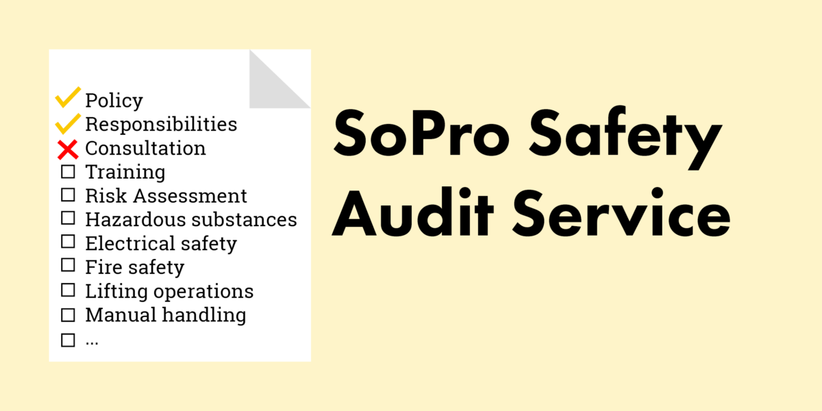 SoPro Safety Audit